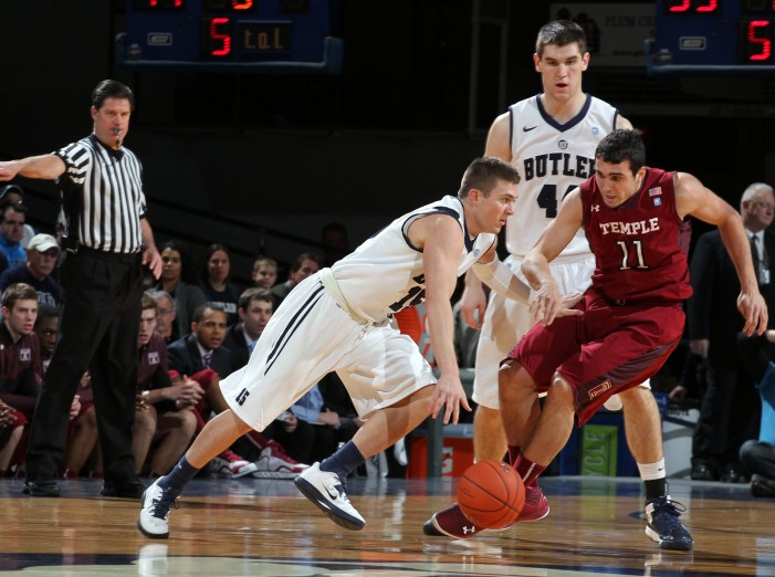 Temple's T.J. DiLeo Named to Capital One Academic All-District Team