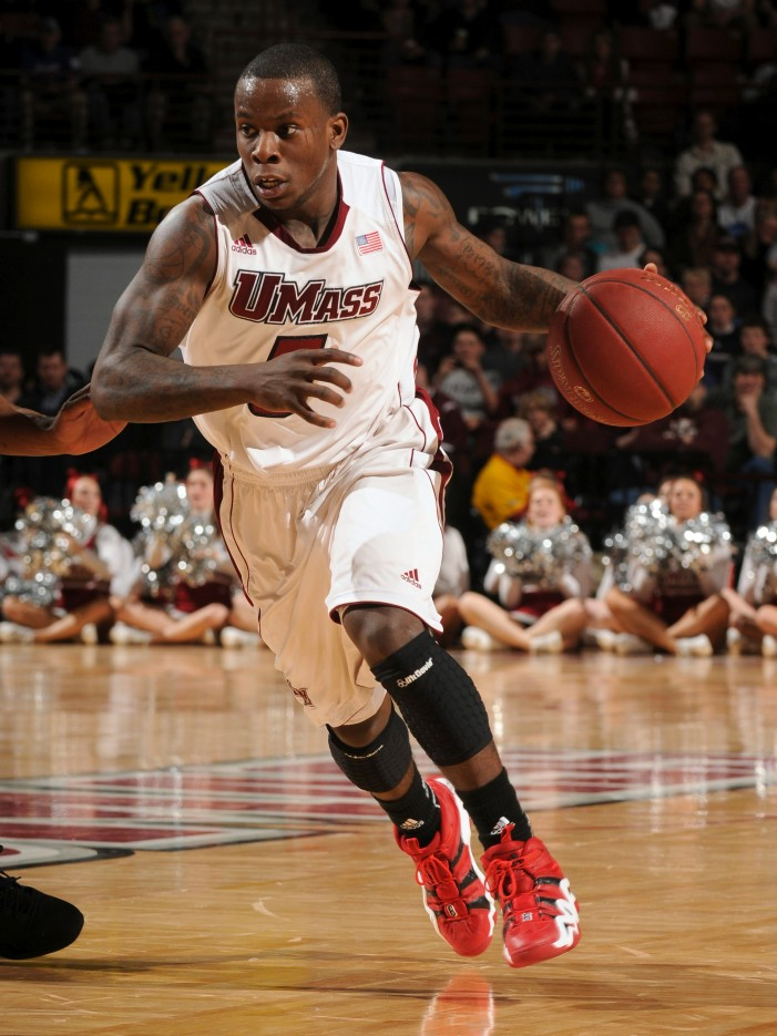 Williams shines in homecoming as UMass defeats Fordham, 77-73