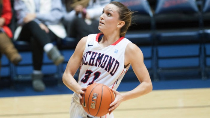 @Richmondwbball defeats Rhode Island for fourth straight, 60-50