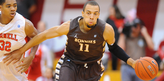 No. 14 Butler too much for #Bonnies in 77-58 Bulldogs win
