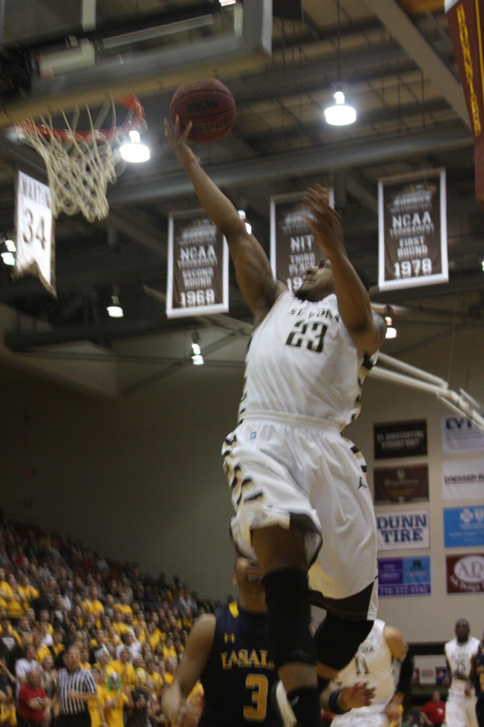 Bonnies Fall To La Salle In Overtime, Face Uncertain Future