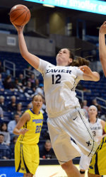 Xavier women's basketball extends streak to four with win over VCU, 65-54