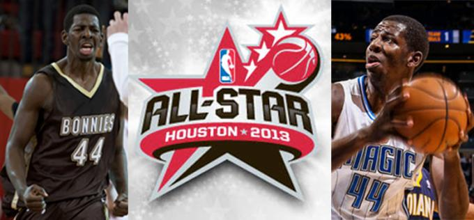 Nicholson selected to play in Rising Stars Challenge