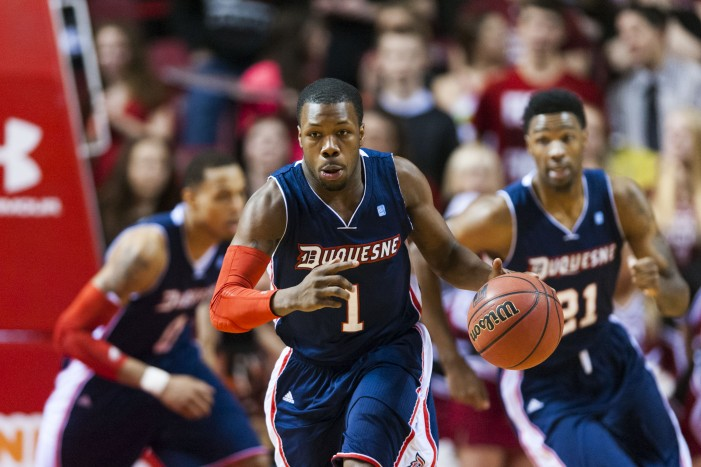 Ramon Galloway, Derrick Colter and the A10 Bounce