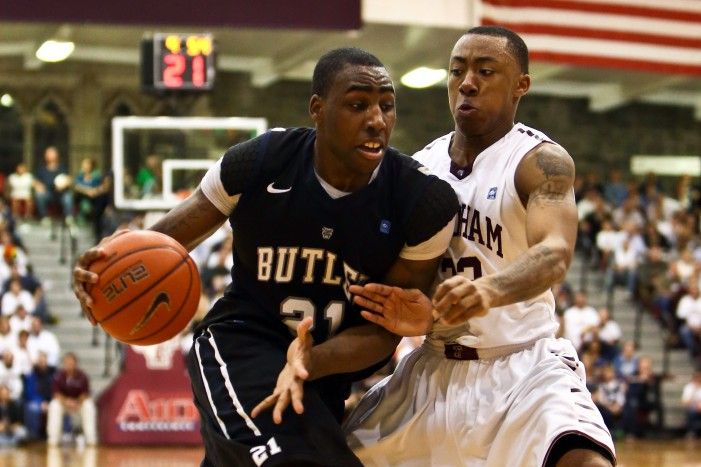 Butler outlasts Fordham 68-63 in #A10MBB action
