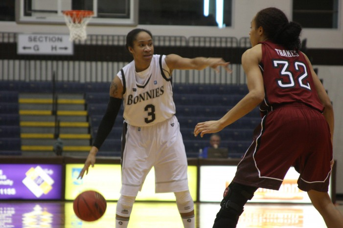 Walker's Determination Leaves Lasting Legacy With The Bonnies