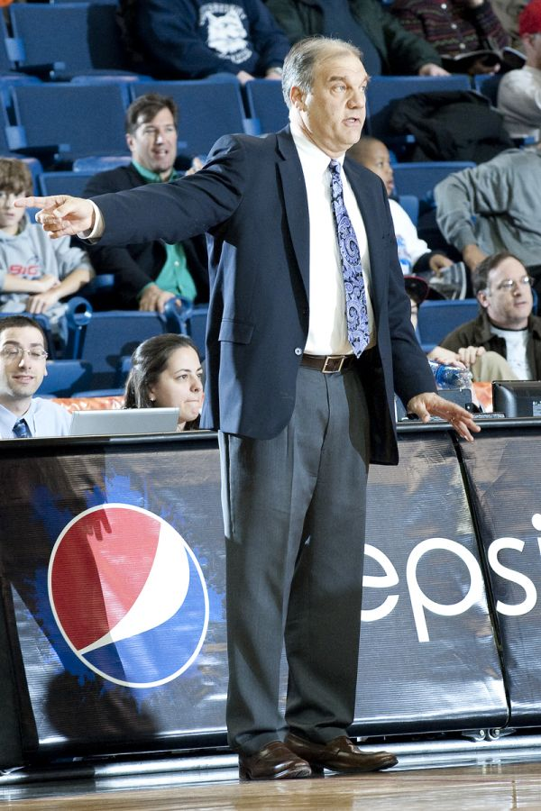 Niagara's Mihalich Named NABC District Coach of the Year