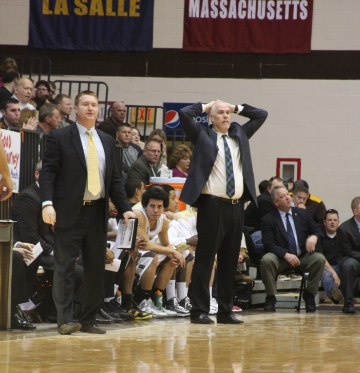 Bonnies' Season Of Missed Chances Ends