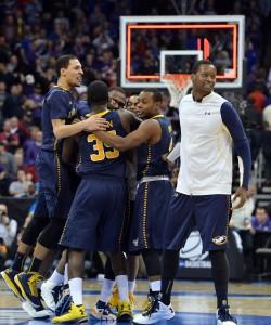 NCAA Basketball: NCAA Tournament-Kansas State vs La Salle