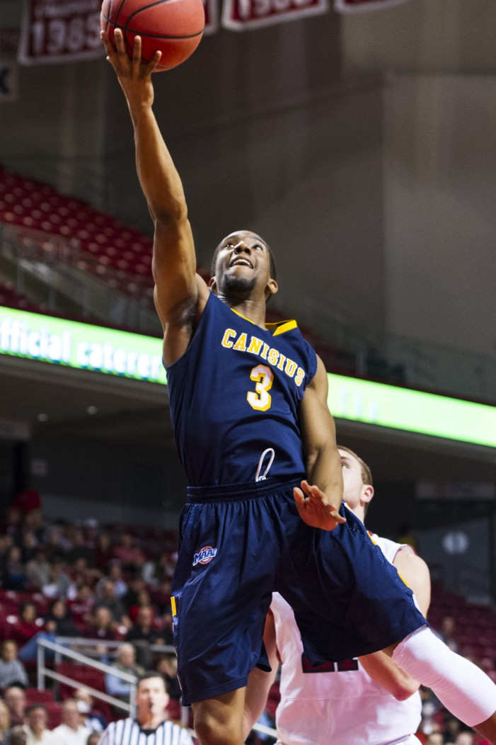 Canisius runs away from Elon in CIT opener