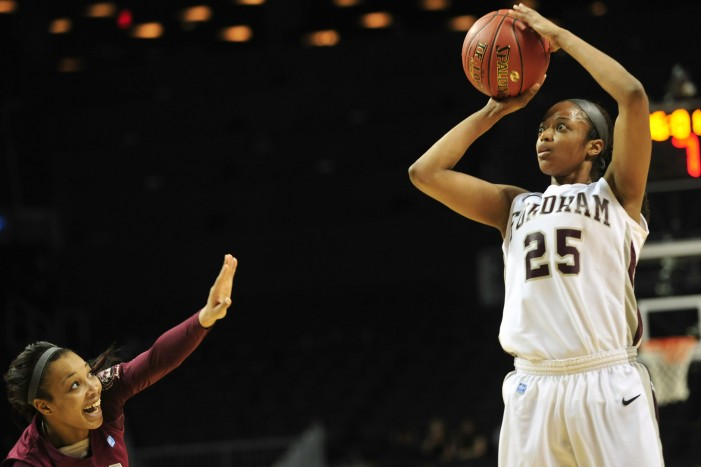 For @FordhamWBB, tradition has arrived