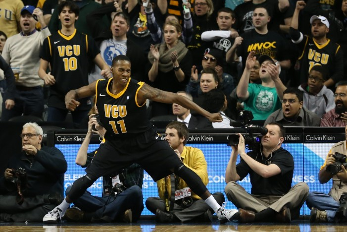 VCU's Loss Adds Motivation To Already Spirited Group