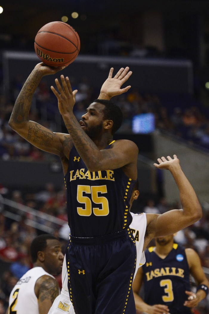 La Salle's Ramon Galloway selected for Portsmouth Invitational