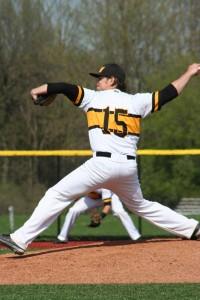 Dylan Sheffer (Courtesy of  Monroe Community College Athletics)