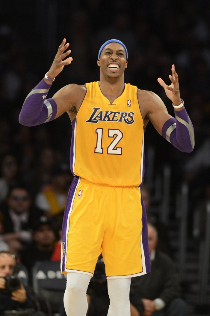 L.A. We Have a Problem: Dwight Howard Joins Rockets