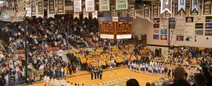 Photo courtesy of St. Bonaventure Athletics