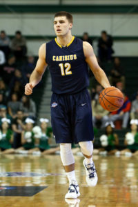 Billy Baron and the Golden Griffins will look to climb to the top of the MAAC. (Photo by Debby Wong-USA TODAY Sports)