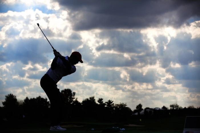 Golf's Silly Season?