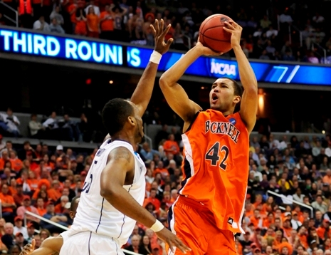 Bucknell's Ayers faces challenge of balancing opportunity with responsibility