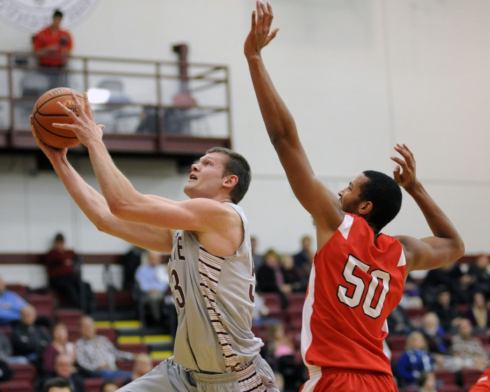 Colgate's Jacobs finds home on Cotterell Court