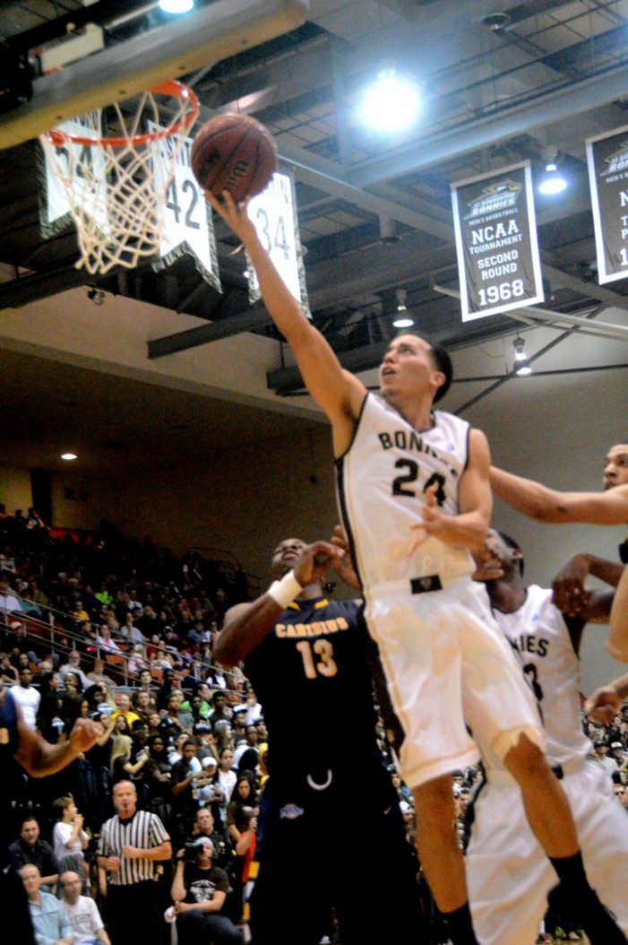 Bonnies control paint in victory over Canisius