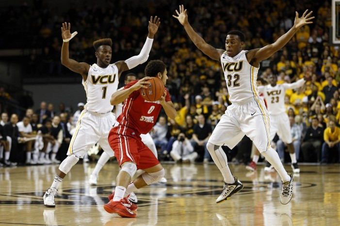 So much for rule changes, VCU creates HAVOC in opener