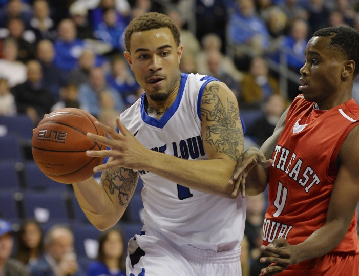 Big second half lifts Billikens past SEMO, 87-64