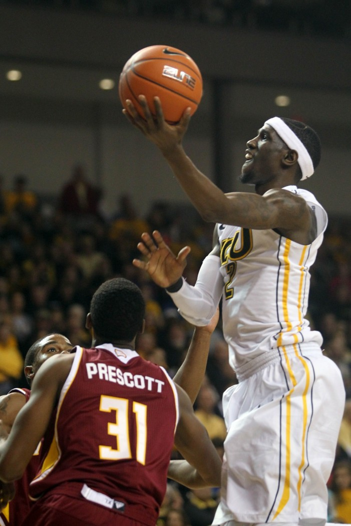 No. 14 VCU's Havoc Defense Wears Down Winthrop In Win
