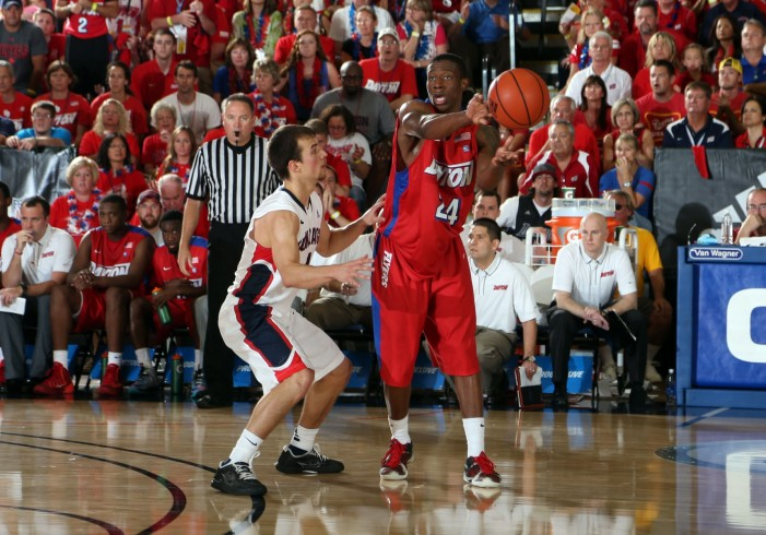 St. Louis-Wisconsin highlights Atlantic 10 games of the week