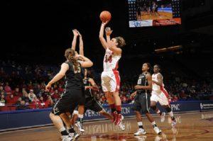 Andrea Hoover (Courtesy of Dayton Athletics)