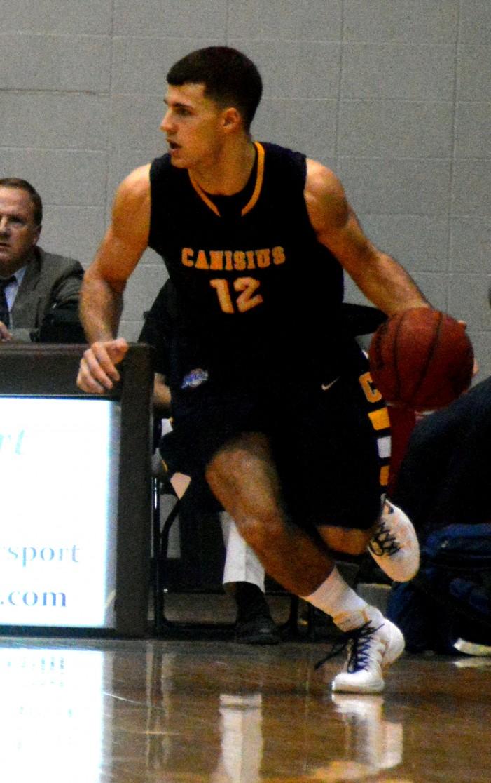 Team Effort Leads Canisius Past Lamar