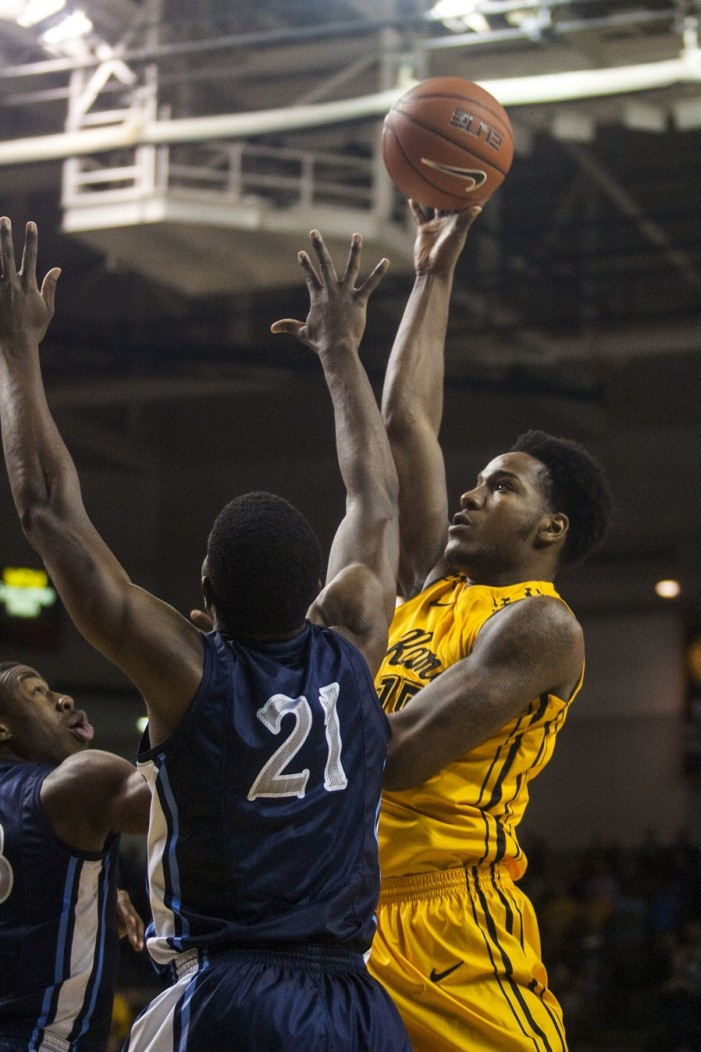 HAVOC takes its toll on ODU as VCU rolls