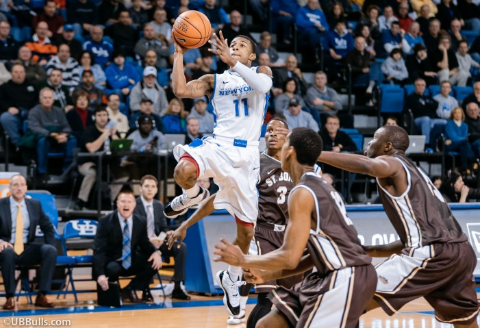 UB rallies to defeat St. Bonaventure, 78-73
