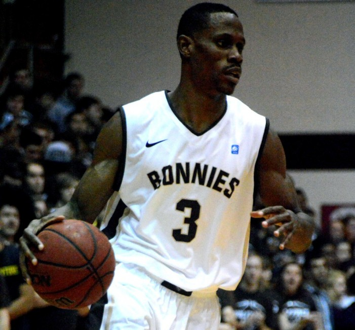 Bonnies use second-half surge to upset La Salle