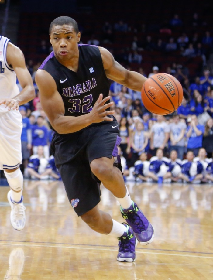 Niagara Holds Off Marist, 80-74