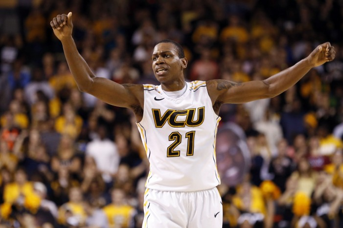 VCU opponents can expect a steady diet of Treveon Graham
