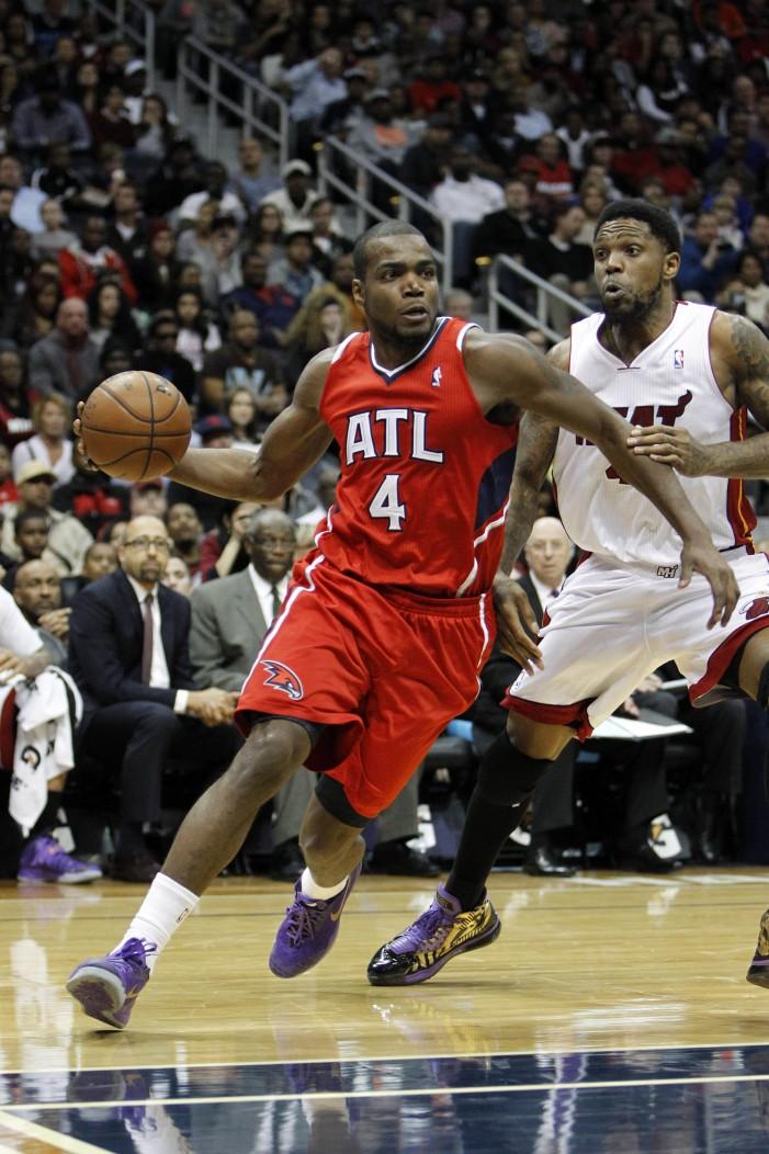 Atlanta Hawks remain Forward thinking