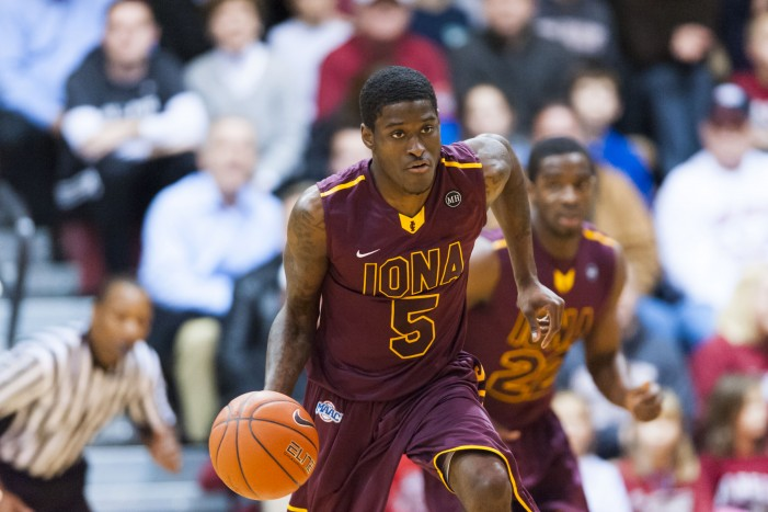 Iona outscores Canisius, grabs first place