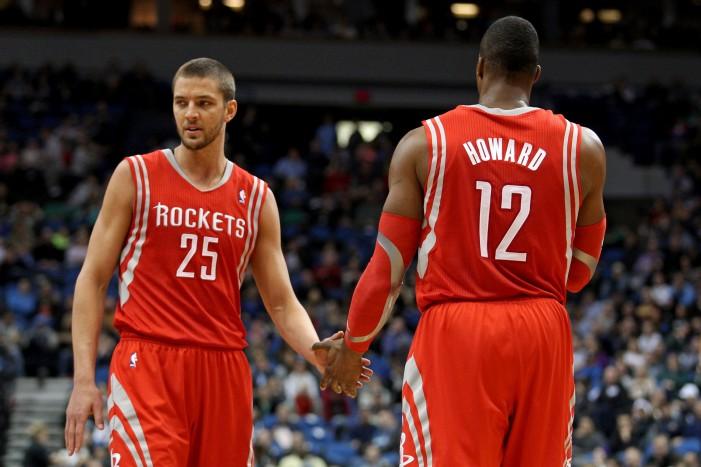 Rockets outlast Timberwolves