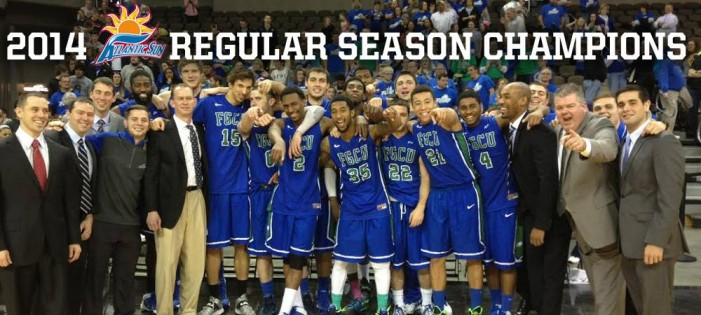 @FGCU_MBB Wins 1st Regular-Season Title, Clinches Top Seed In Dominant Fashion