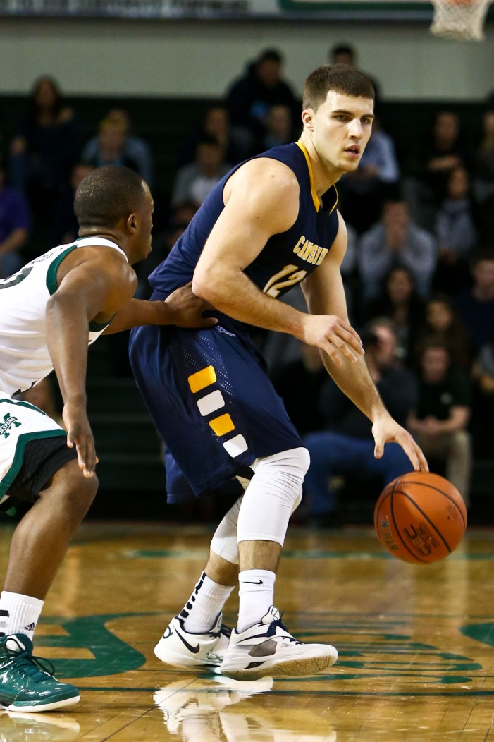 Canisius career behind him, Baron shifts focus to NBA