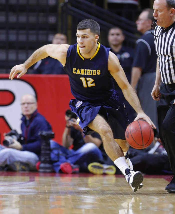 Billy Baron Named All-District by USBWA