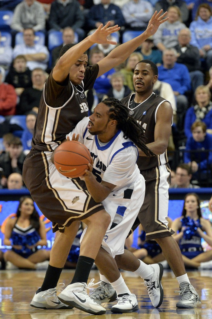 Saint Bonaventure upsets top-seeded Saint Louis