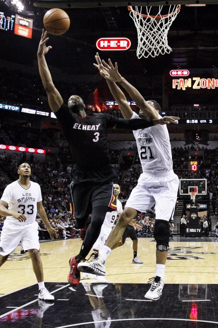San Antonio makes statement against Miami