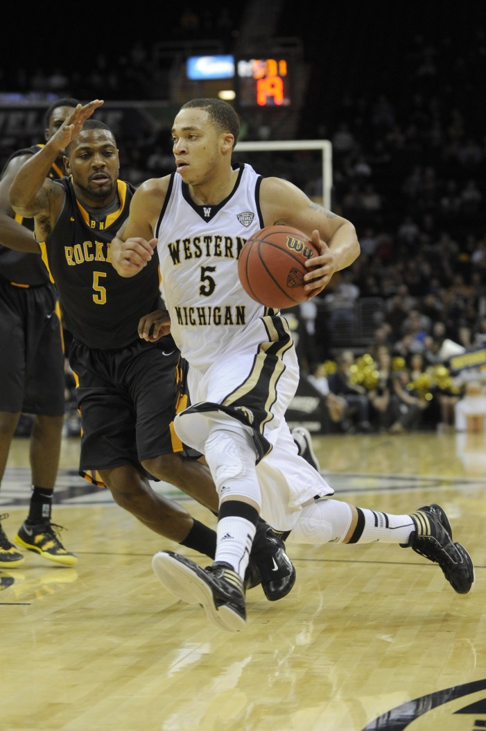 Western Michigan ready for matchup with Orange