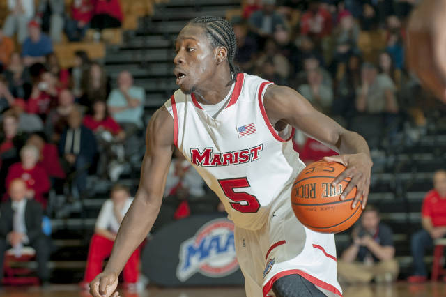 Marist's Hart Named Finalist For Kyle Macy National Freshman of the Year Award