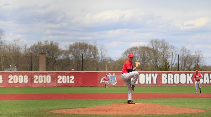 Seawolves take two out of three in series with Maine