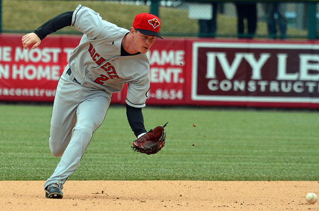 Rochester Red Wings Comeback Bid Falls Short In 7-6 Setback At Charlotte