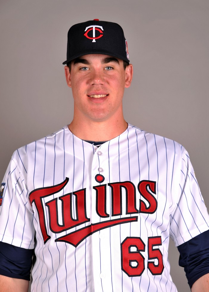 Trevor May Named International League Pitcher of the Week