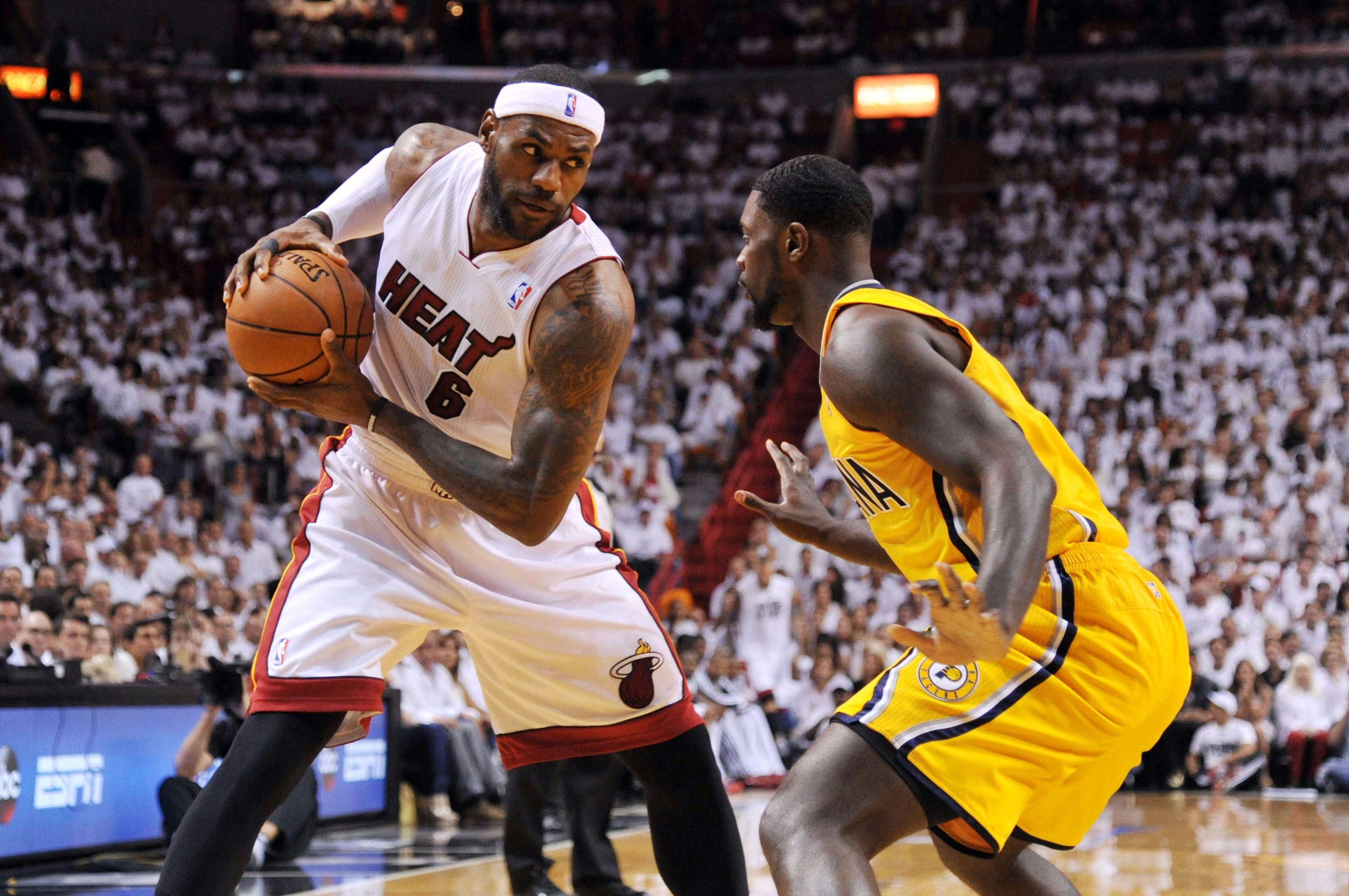 cd6b0df84c7 Tim Duncan, LeBron James square off in personal rubber match ...